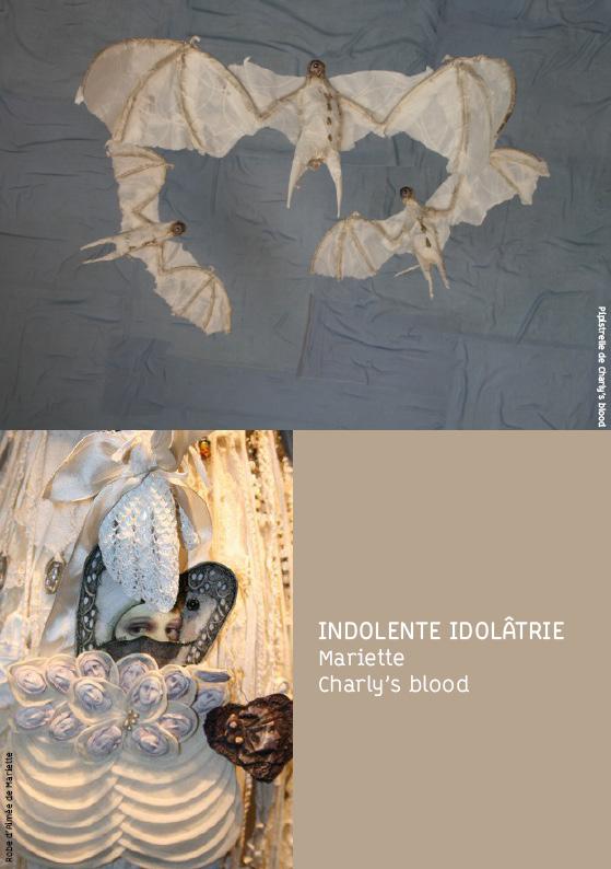 Indolente idolâtrie